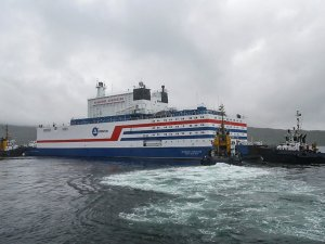 Yüzer NGS Arktik Rusya'nın kalkınmasına katkı sağlayacak