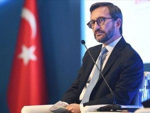İletişim Başkanı Altun'dan 'Kanal İstanbul' paylaşımı