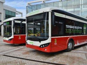 Elektrikli otobüsle 370 bin liralık tasarruf sağlandı