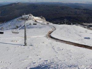 Keltepe Kayak Merkezi açılış için gün sayıyor