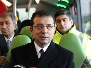 İBB Başkanı Ekrem İmamoğlu: Asıl çözüm metro