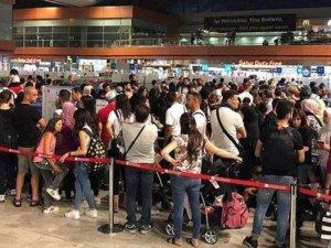 Sabiha Gökçen Havalimanı'nın yıllık uçuş sayısı artış gösterdi