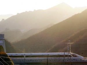 Çin, 2020'de yüksek hızlı tren ağını 2 bin kilometre uzatacak