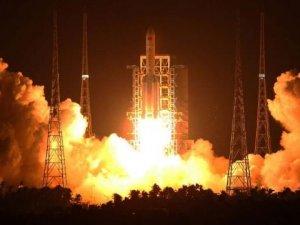 Çin'den uzay alanında yeni başarı