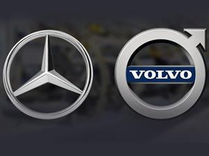 Çin, Mercedes ve Volvo ortak şirketine yeşil ışık yaktı