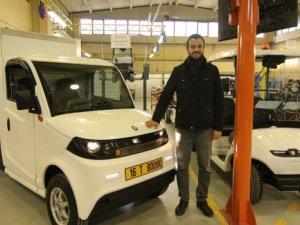 Aselsan, mini kamyonet Pilotcar'ı seçti