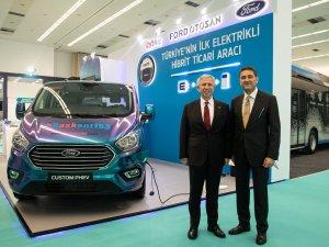 Ford Custom PHEV'in yeni test sürüşleri Ankara'da gerçekleştirilecek