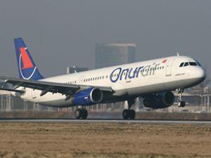 Onur Air havayolları İngiliz'e satıldı