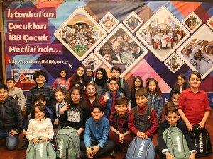 İBB Çocuk Meclisi'nden yarıyıl etkinlikleri