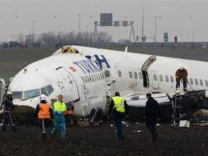 Hollanda'dan, düşen THY uçağıyla ilgili iddiaya ilk yanıt geldi