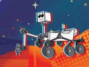 NASA'nın Mars'a göndereceği araca isim aranıyor