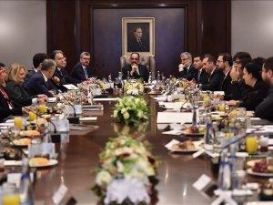 'Türkiye'nin Enerji Güvenliği' çalıştayı yapıldı