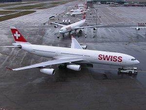 Swiss International Air Lines, A340'ları yeniledi