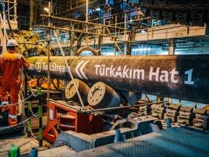 TürkAkım'dan ilk 1 milyar metreküp gaz sevk edildi