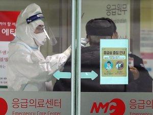 Güney Kore'de Çin'den seyahatlerin geçici yasaklanması kampanyası
