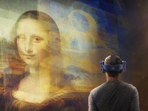 Mona Lisa: Beyond The Glass sanal sergisi Türkiye'de ilk defa EMITT'te