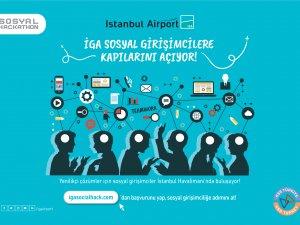 Sosyal girişimciler, İstanbul Havalimanı'nda buluşuyor