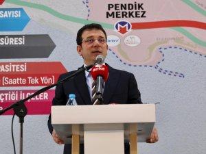 İstanbul'da, duran üçüncü metro inşaatı da başladı