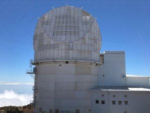 Yeni Güneş teleskobu ilk görüntülerini kaydetti