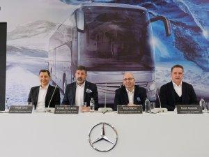 Şehirler arası otobüs pazarının tercihi: Mercedes-Benz