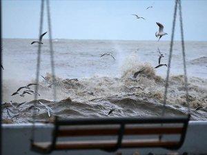 Meteorolojiden denizler için fırtına uyarısı yapıldı