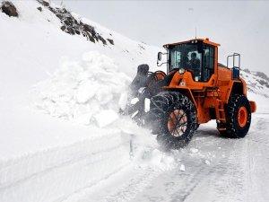 Doğu'da 6 il için buzlanma ve çığ uyarısı yapıldı