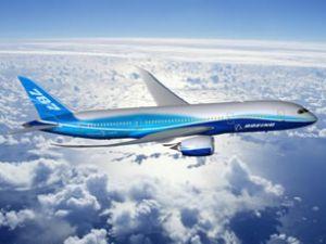 Boeing 787 Dreamliner için karar verildi