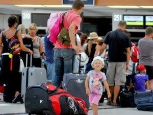 Ruslar Ocak 2020'de Antalya ziyaretlerini sıklaştırdı