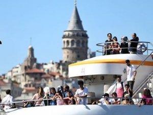 Türkiye en fazla ziyaretçi ağırlayan 6. ülke oldu