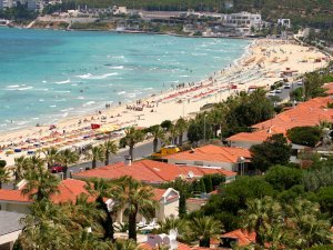 İzmir Çeşme Kültür ve Turizm Koruma Bölgesi sınırları yeniden belirlendi