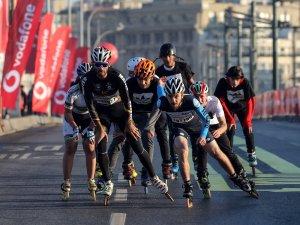 Vodafone 15. İstanbul Yarı Maratonu'nda patenci kayıtları başladı