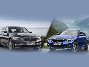 Yeni BMW 3 serisi ve BMW 5 serisi Almanya'da yılın otomobilleri seçildi