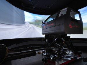 Goodyear, dinamik sürüş simülatörü satın alan ilk ve tek lastik üreticisi oldu