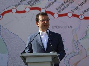'Mecidiyeköy-Mahmutbey metrosu 19 Mayıs'ta açılıyor'
