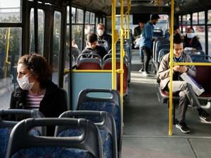 Toplu taşımada güvenli mesafe dönemi