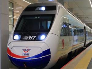 Yüksek Hızlı Tren (YHT) seferleri durduruldu