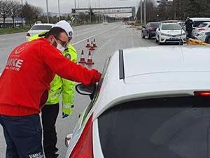 İstanbul'da 265 binden fazla araç kontrol edildi