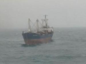 Kargo gemisi Şile açıklarında sürüklendi