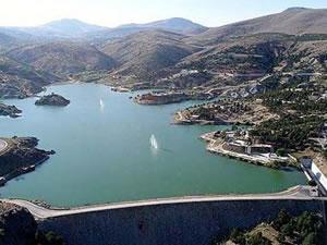 Konya'da barajların doluluk oranı yüz güldürüyor