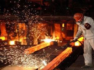 Demir çelik ürünlerine geçici vergi