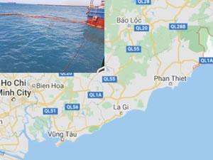 Vietnam'da kargo gemisi battı