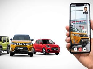Suzuki dijital ile kapıda teslim imkanı