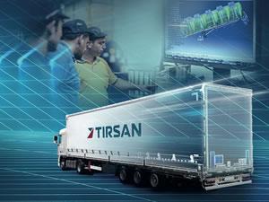 Tırsan Türkiye'nin patent raporunda 3.sırada