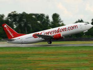 Corendon, İsrail'e ilk uçuşu gerçekleştirdi