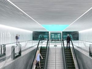 OSB-Gebze-Darıca metro hattı 2023'te açılacak