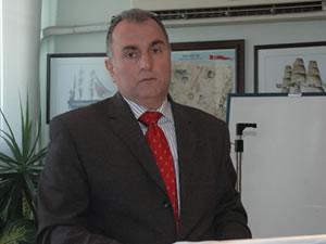 Yaşar Canca: 120 bin Türk gemiadamı denizde kaldı