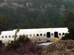 Isparta uçağının uçuş yeterliliği yoktu