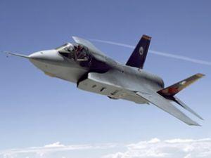 F-4'ün yerine F-35'ler görev yapacak