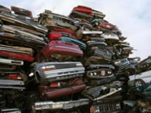 Hurda araçlara otomatik takip sistemi