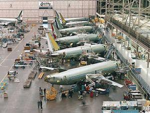 Yolcu uçağı satışları 4 trilyon $'a ulaşacak